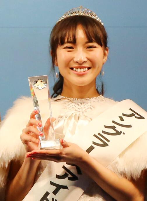 10代目アングラーズアイドルの 松尾智佳子さん