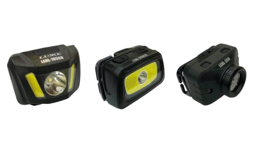 ラグゼ LEDヘッド&ネックライト