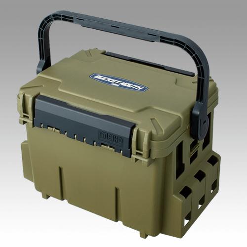 「バケットマウスBM-7000SPカラー」のミリタリーグリーン