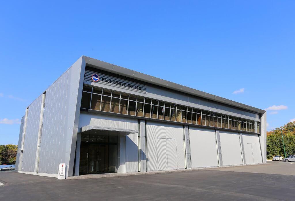 富士工業のR&Dセンター