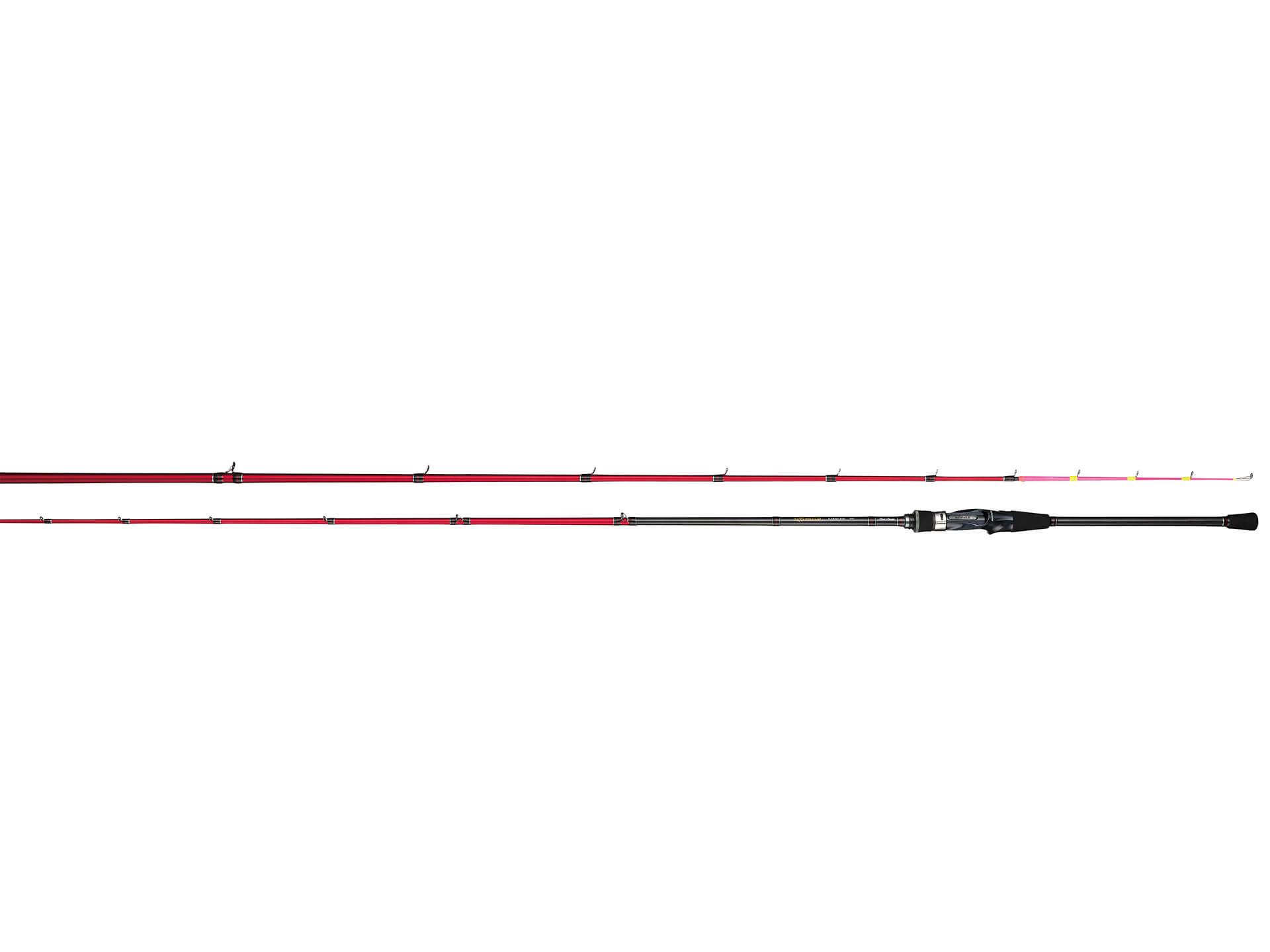 アルファソニック・カワハギ165Hハードノッカー