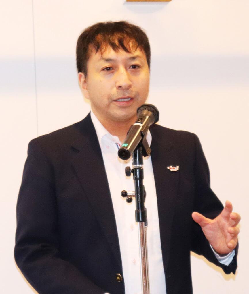「釣りめしスタジアム」のプロデューサーでフードジャーナリスト・はんつ遠藤氏
