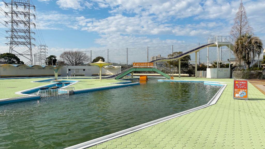 1月24日に大阪府松原市にオープンした「まつばらフィッシングパーク」