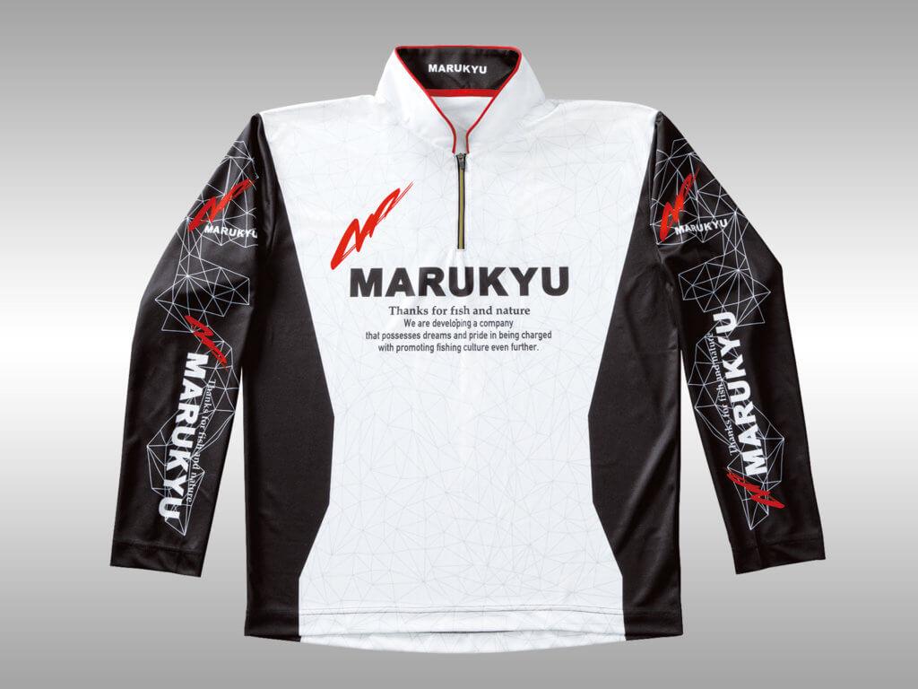 「マルキユージップアップシャツ 03」