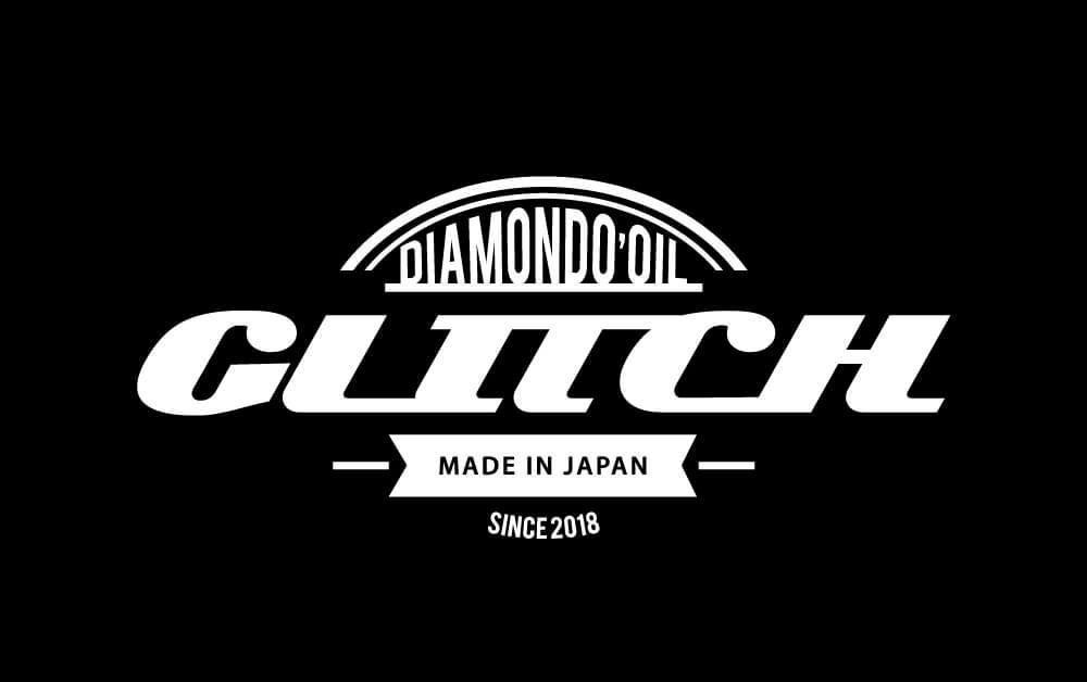 「グリッチオイルジャパン」のロゴマーク
