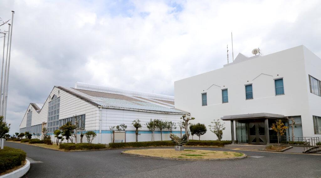 大阪府泉南郡岬町にある栽培漁業センター