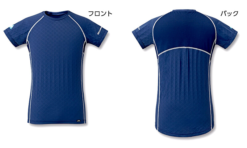 GM FT アイスインナーシャツ(半袖)