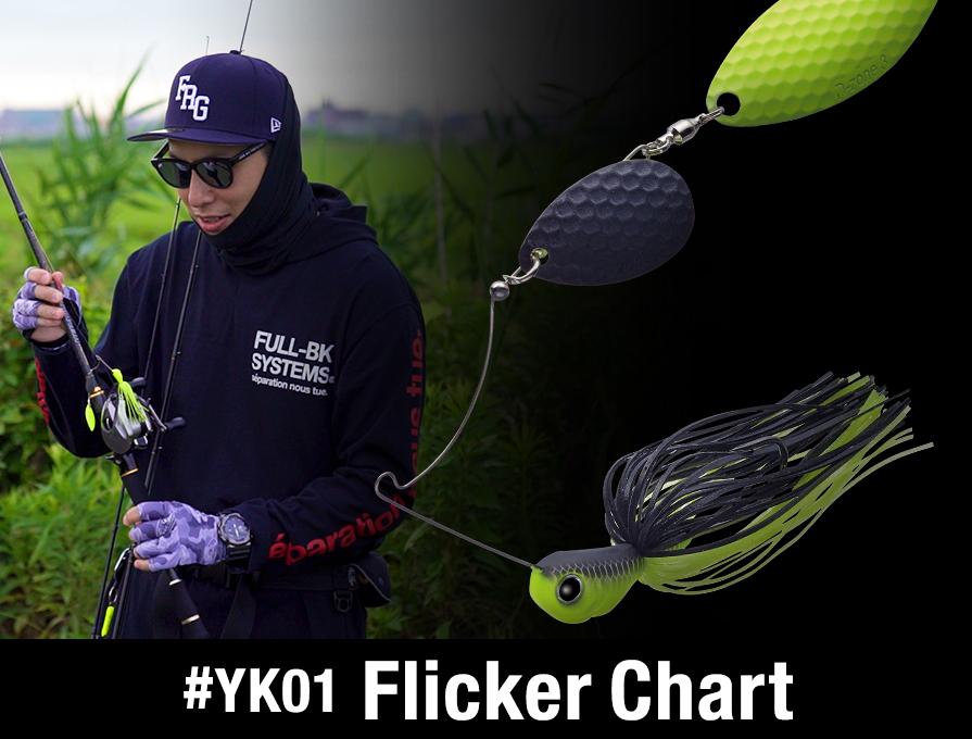 #YK01 フリッカーチャート