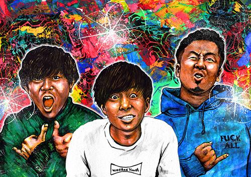 長崎発スリーピースバンド「SHANK」