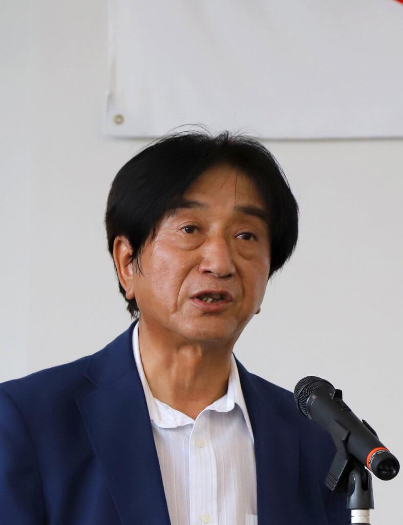 (一社)秋田港有効利活用協の佐々木清治副会長