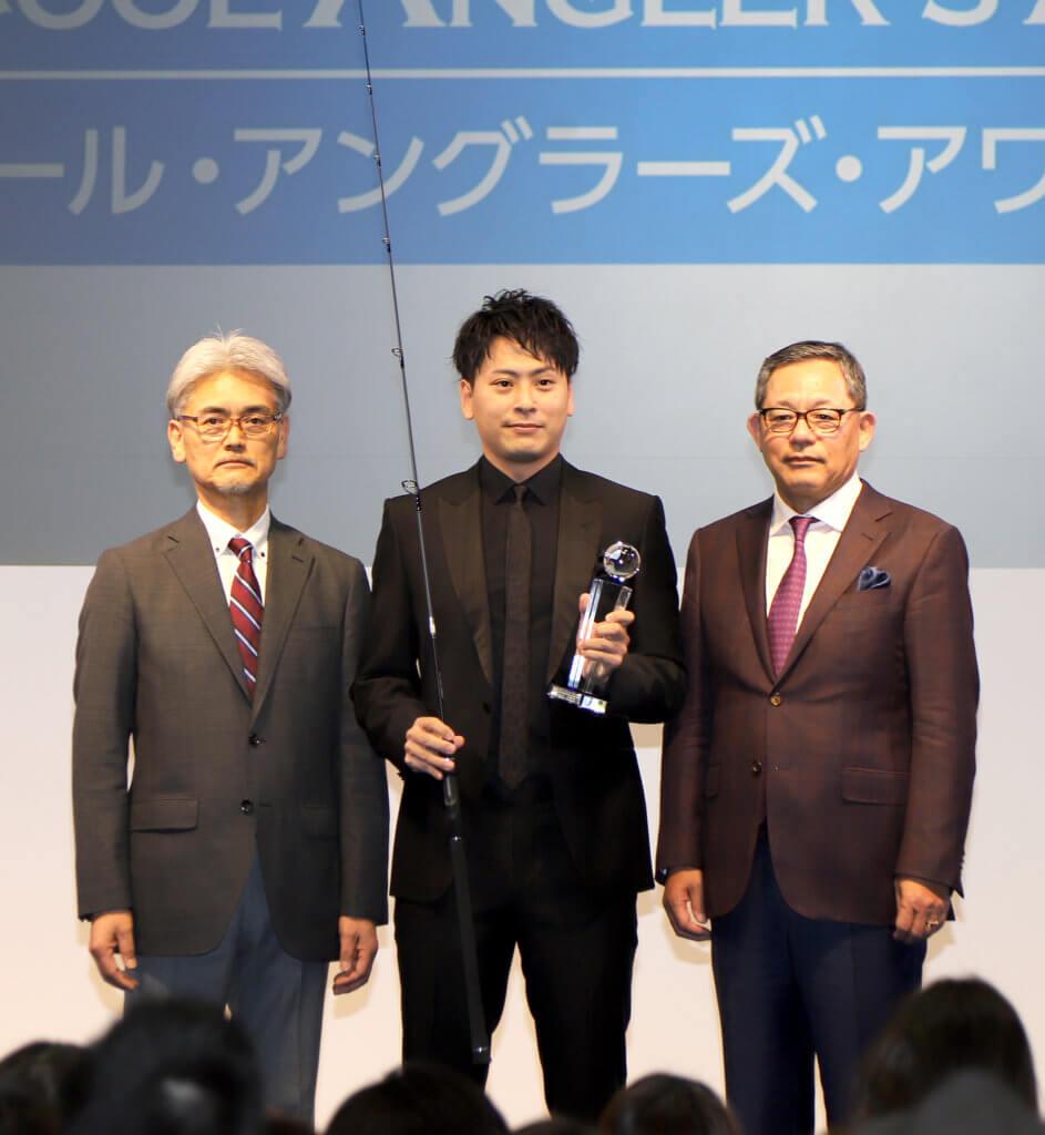 2020年1月17日に行われた「クールアングラーズアワード2020」授賞式の様子