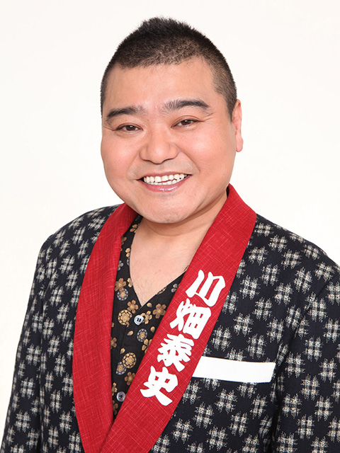 新喜劇座長の川畑泰史