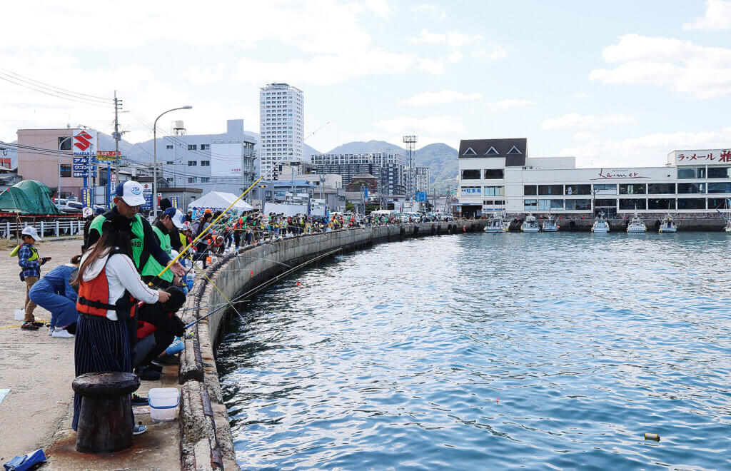 釣り文化振興