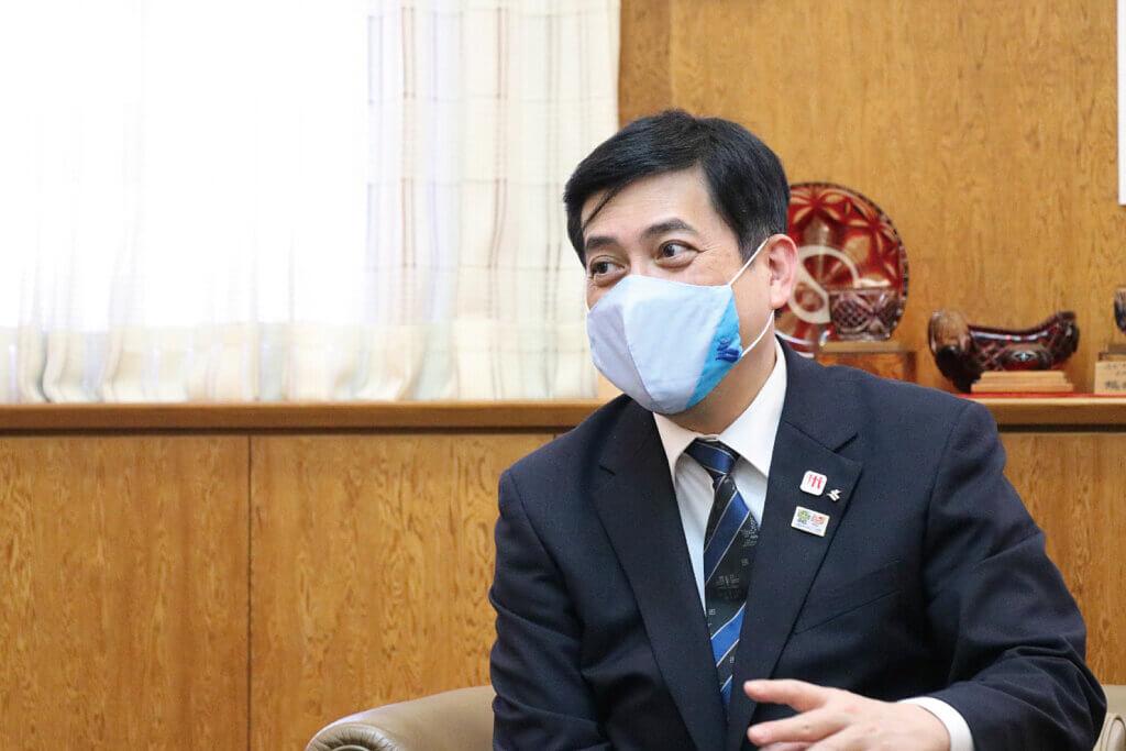 鹿児島県の塩田知事