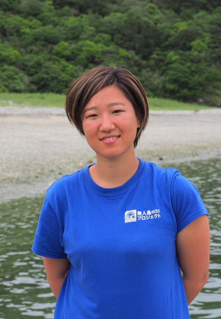 無人島プロジェクトのリーダー