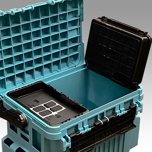メイホーVS-7090N SPカラー ブルーグレーリフトアップシステム